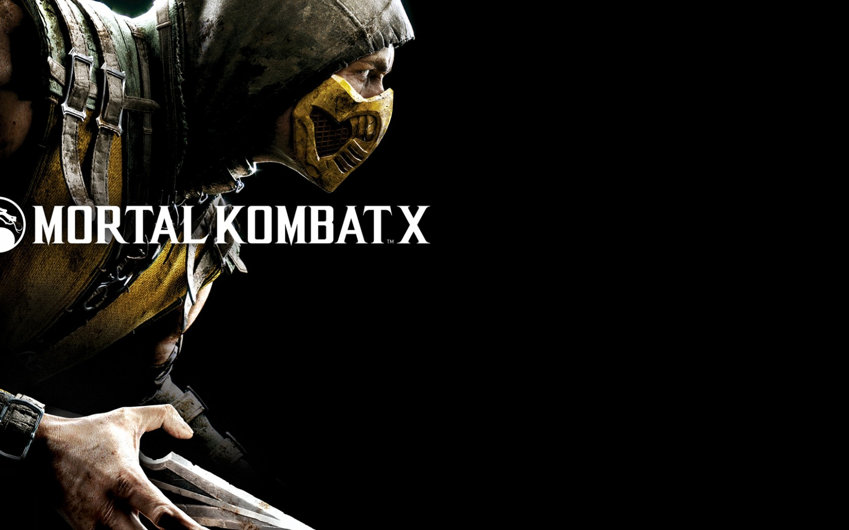 Mortal Kombat wallpaper Scorpion 12