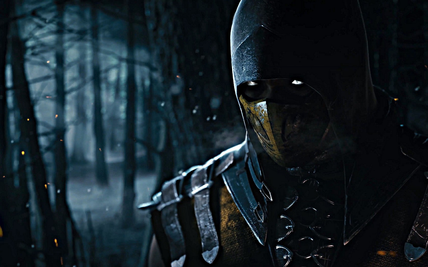 Mortal Kombat wallpaper Scorpion 13