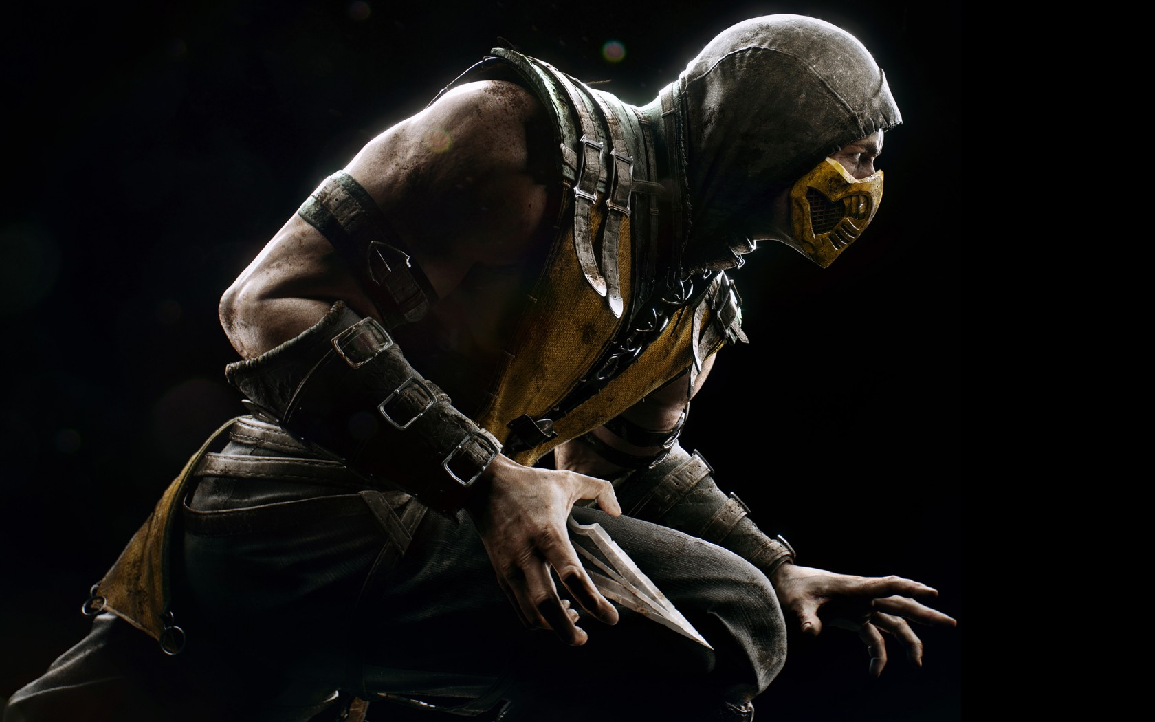 Mortal Kombat wallpaper Scorpion 14