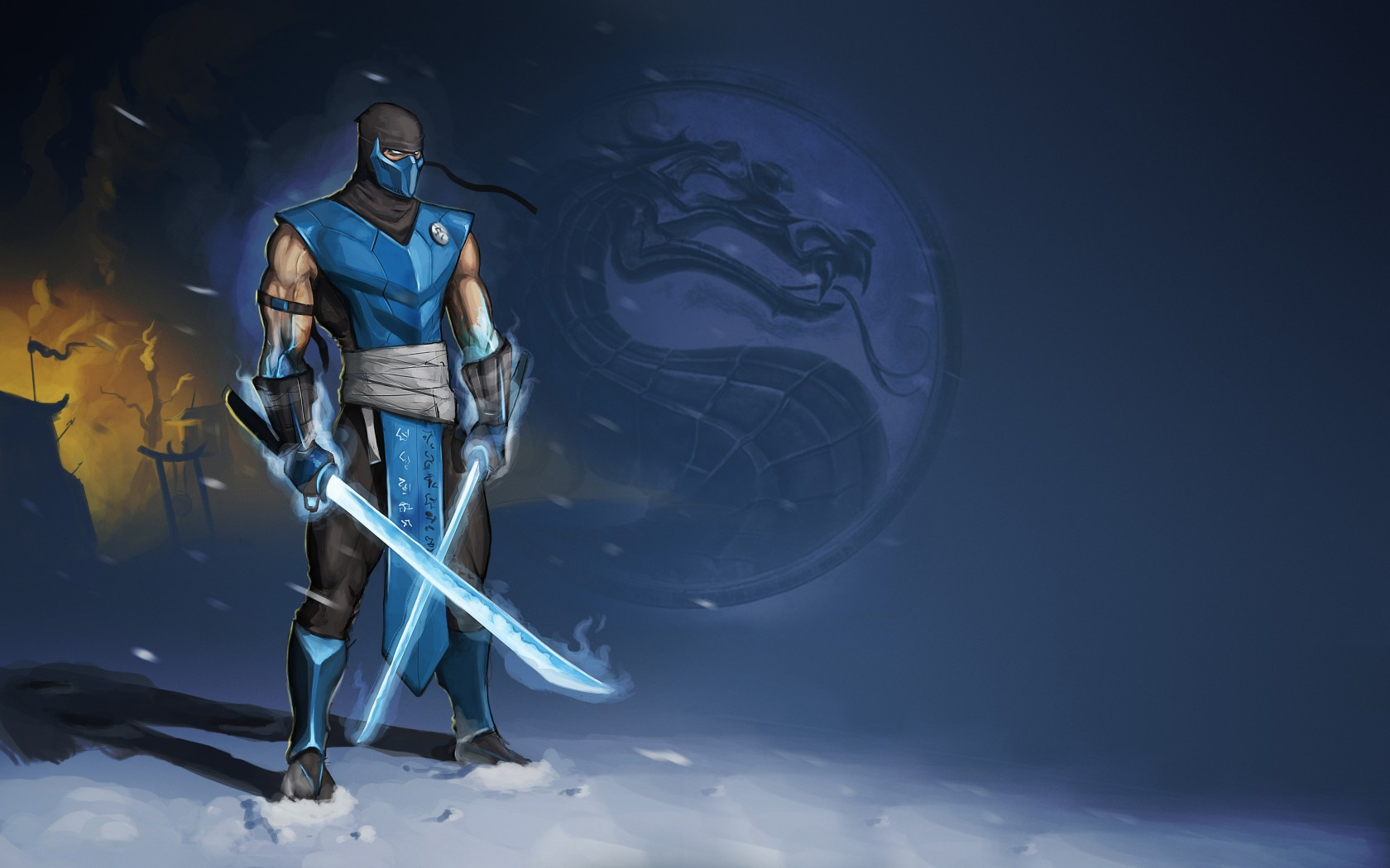 Mortal Kombat wallpaper Sub-Zero 15