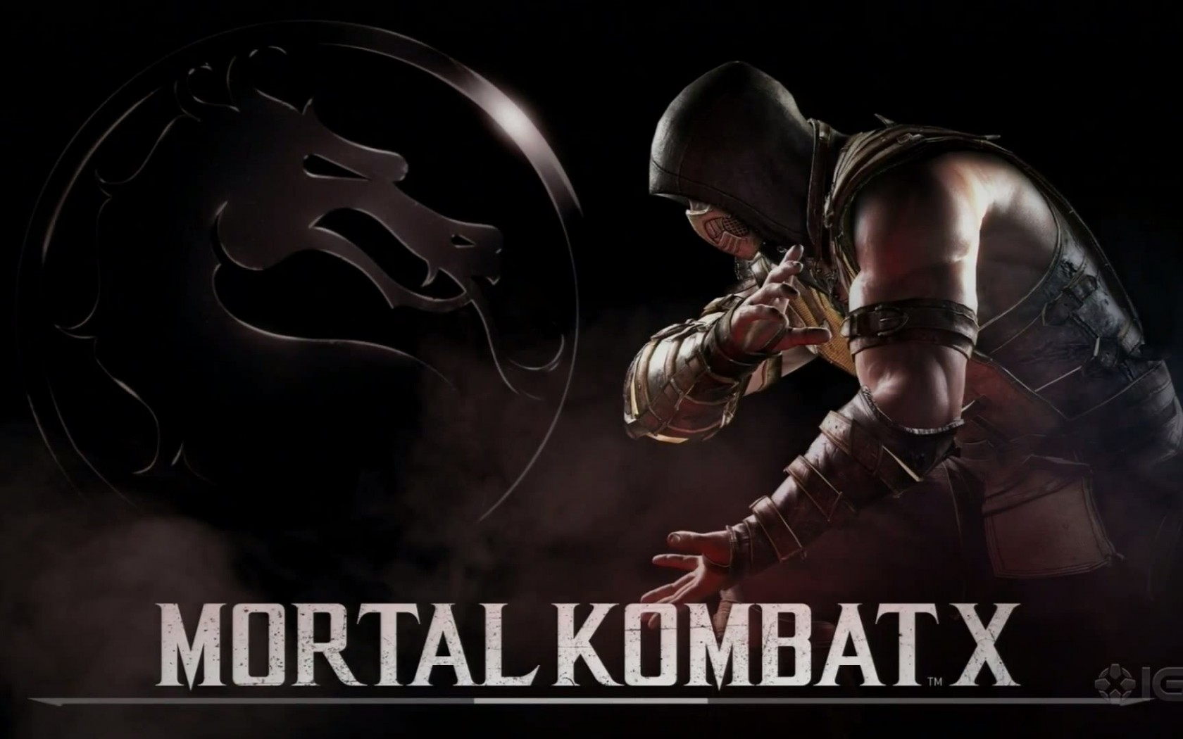 Mortal Kombat wallpaper Scorpion 17