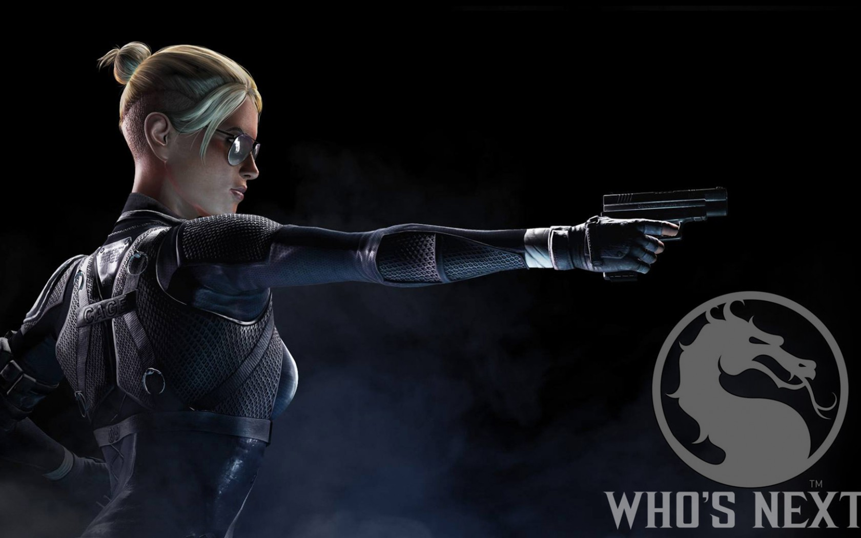 Mortal Kombat wallpaper Cassie Cage