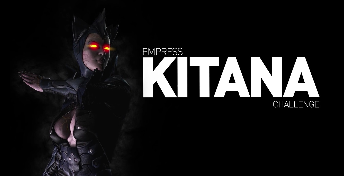 Dark Empress Kitana - Mortal Kombat X Mobile video