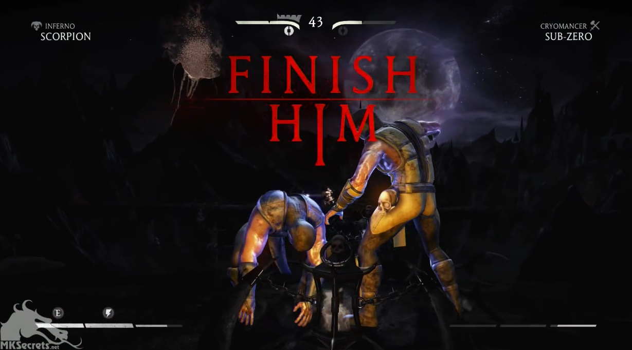 Mortal Kombat XL The Pit Stage Fatality video