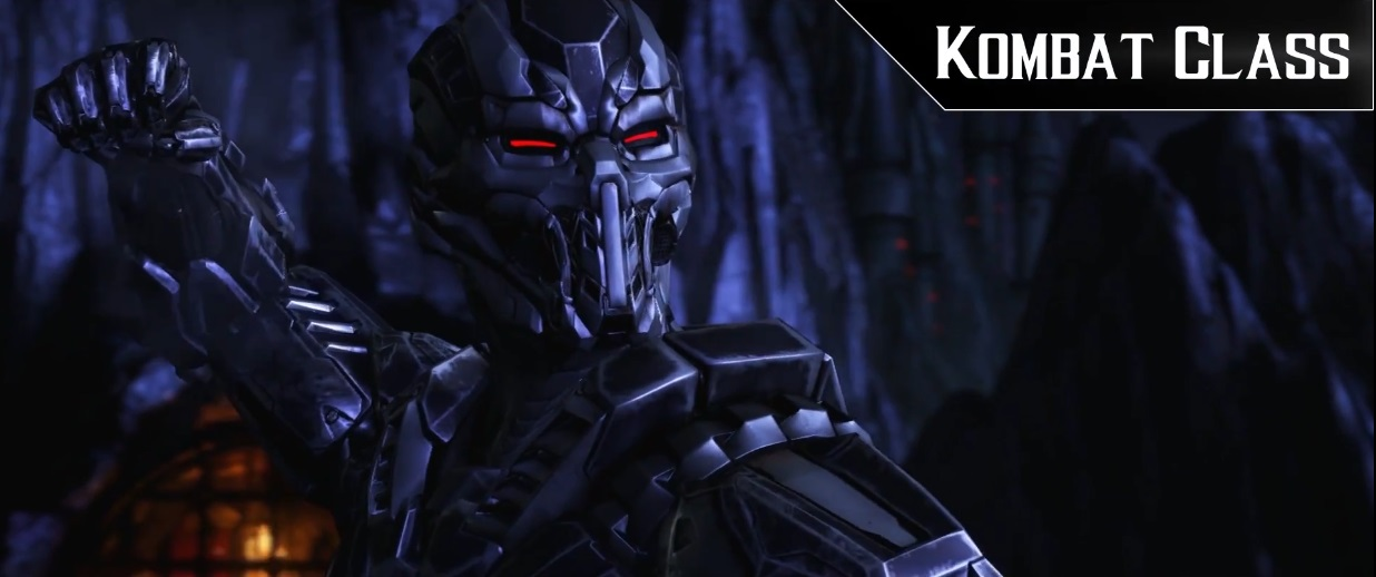 Triborg - Mortal Kombat X: Kombat Klass video