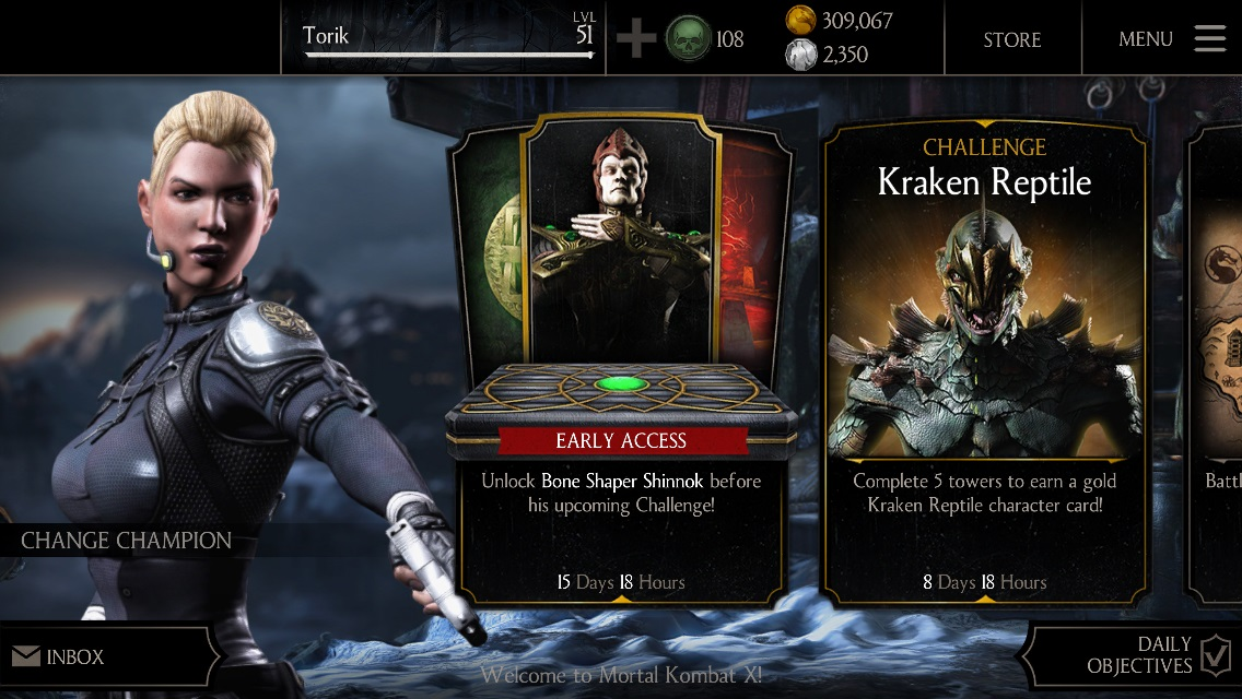 how to get triborg mkx mobile