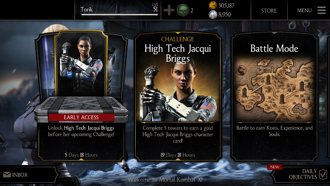 Undead Hunter Johnny Cage early access available - MKX