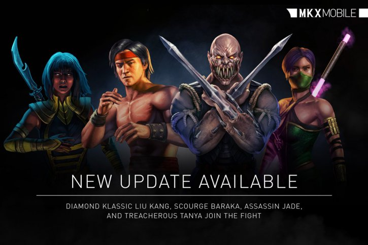 Klassic Liu Kang MKX Mobile » Mortal Kombat games, fan site!