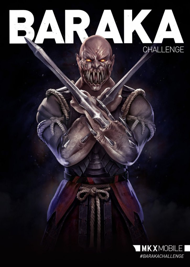 Kombat Cup Johnny Cage Mortal Kombat X Mobile » Mortal