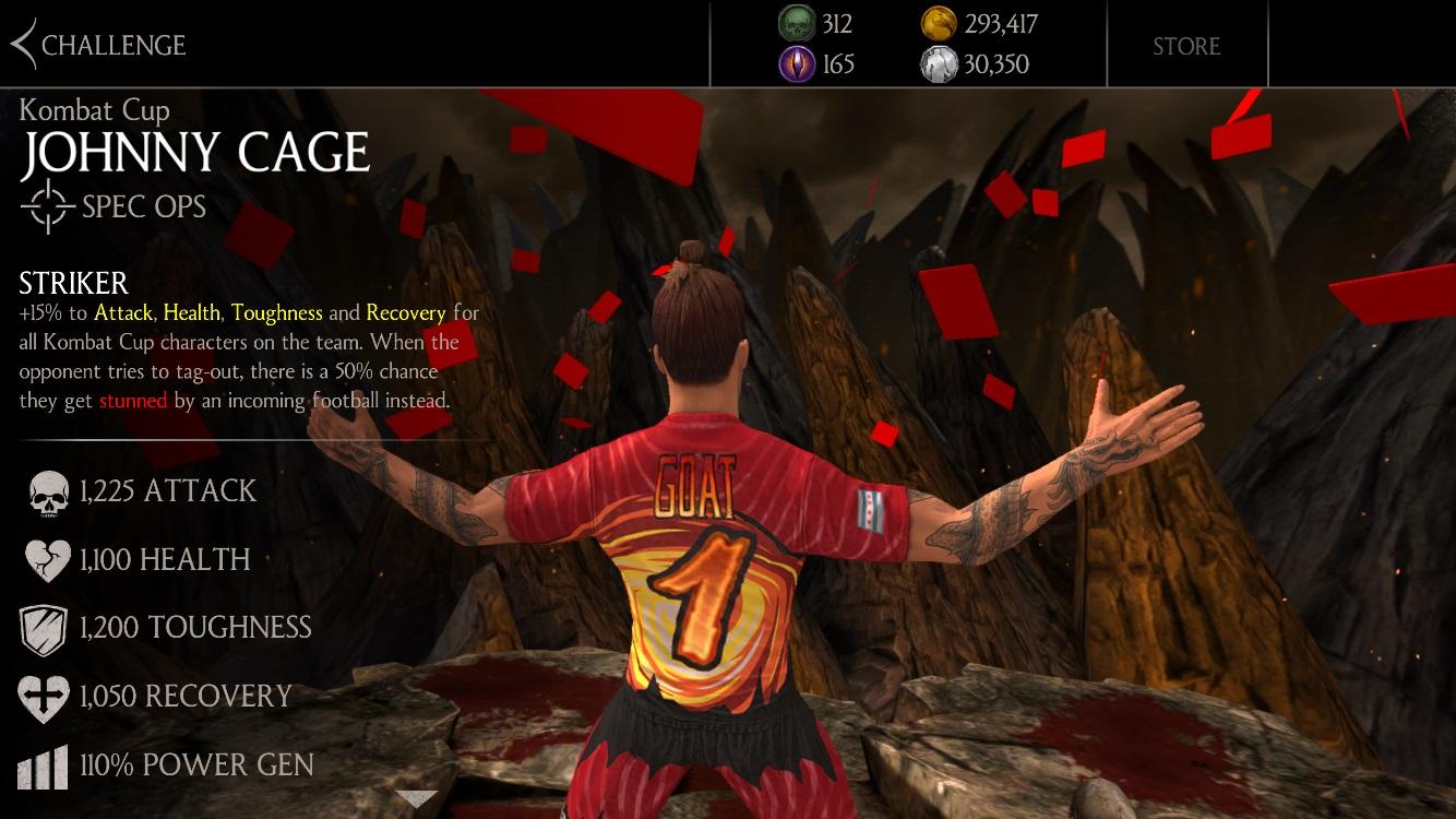 MKX Mobile 1.13 update » Mortal Kombat games, fan site!